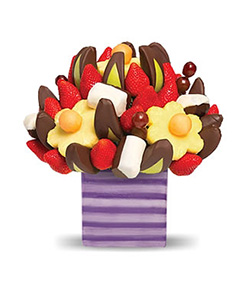 Purple Crush Fruit Bouquet