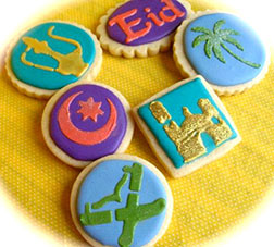 Eastern Traditions Eid Cookies