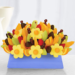 Sumptuous Surprise Fruit Bouquet