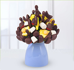 Dipped Magnificence Fruit Bouquet
