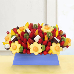 Garden Feast Fruit Bouquet