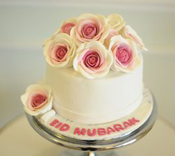 Eid Bouquet Cake
