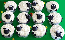 Eid Party Cupcakes