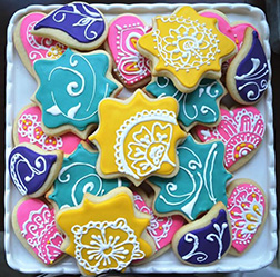 Diwali Dream Cookies