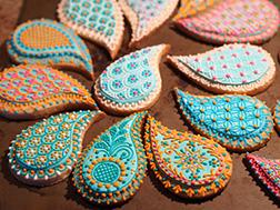 Diwali Sparkles Cookies