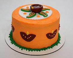 Divine Diwali Cake