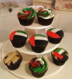 Patriot's Delight Cupcakes