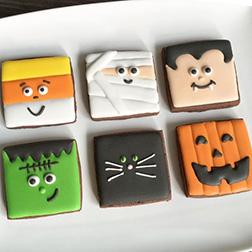 Halloween Crew Cookies