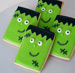 Frankenstein's Cookies