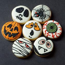 Delicious Surprise Halloween Cookies