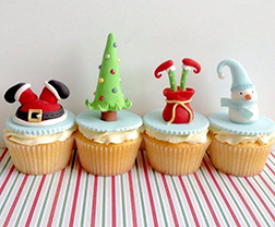 Down the Chimney - Dozen Cupcakes