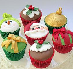 More the Merrier - Dozen Cupcakes