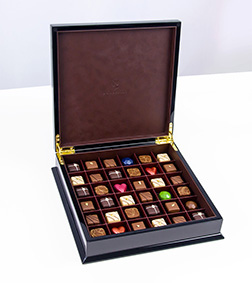 Black Grand Chest By Annabelle Chocolates