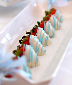 Resolutions Dipped Strawberries