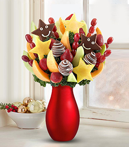 Star Bright Fruit Bouquet