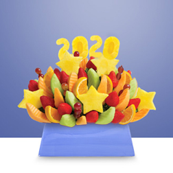 Bountiful New Year Fruit Bouquet