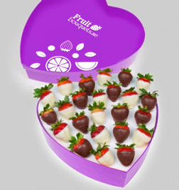 Just For Us Dipped Strawberries