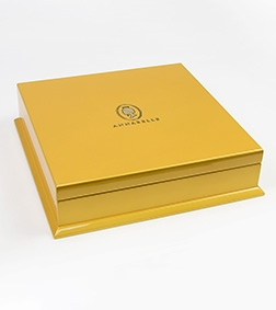 Gold Grand Chest By Annabelle Chocolates