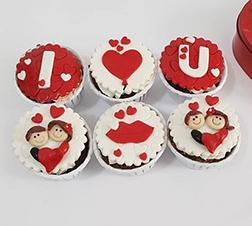 Dream Come True - 6 Cupcakes