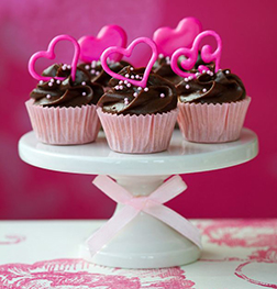 My Heart Is Yours - 6 Cupcakes