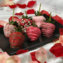 Perfect Love Dipped Strawberries