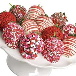 Biggest Crush Dipped Strawberries