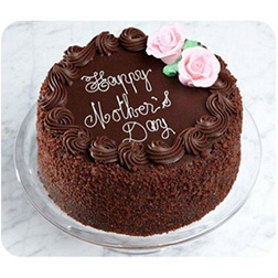 Chocolate Divine Mother's Day Cake