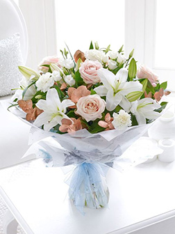 Inspirations Handheld Bouquet