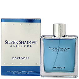 Silver shadow Altitude for Men EDT 100ML by Davidoff