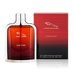 Jaguar Classic Red for Men EDT 100ML by Jaguar