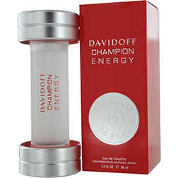 Champion Energy for Men EDT 90 Ml by Davidoff