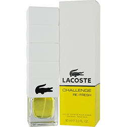 Challenge Refresh for Men EDT 90ml by Lacoste