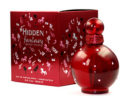 Hidden Fantasy for Women EDT 100ML by Britney Spears