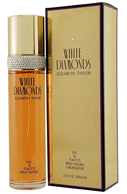 White Diamonds for Women EDP 100ML by Elizabeth Taylor