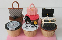 Luxury Designer Cupcakes