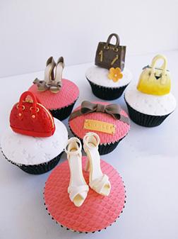 Shopper's Dream Cupcakes