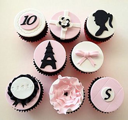 Dreaming of Brands Cupcakes