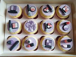 Make-Up Dreams Cupcakes