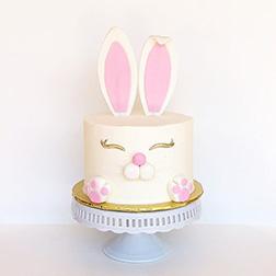 Blissful Bunny Cake