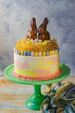 Easter Traditions Cake