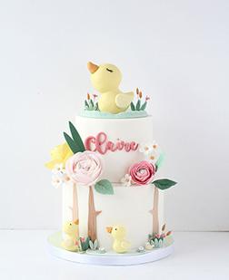 Easter Mornings Cake