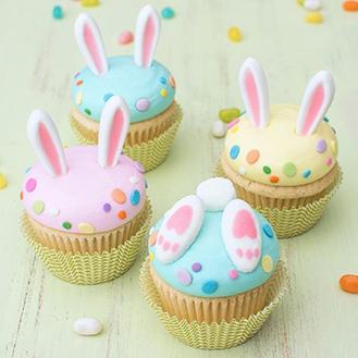 Carrot Thief Cupcakes