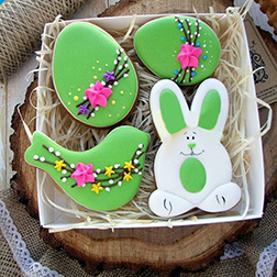 Easter Traditions Cookies