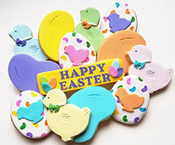Easter Party Starter Cookies