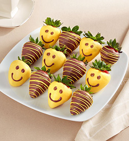 Pastel Drizzle Dipped Strawberries
