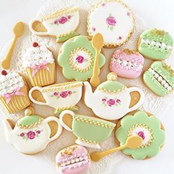 Tea And Biscuits Cookies