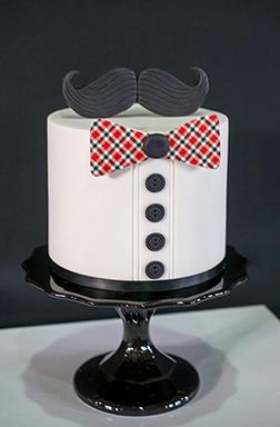 Dashing Dad Father's Day Cake