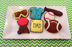 Dad's Day Out Cookies