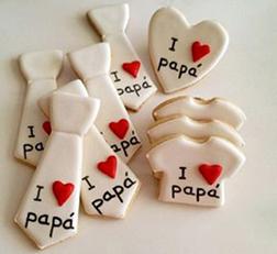 Loving Dad Cookies