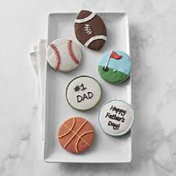 Sporty Dad Cookies
